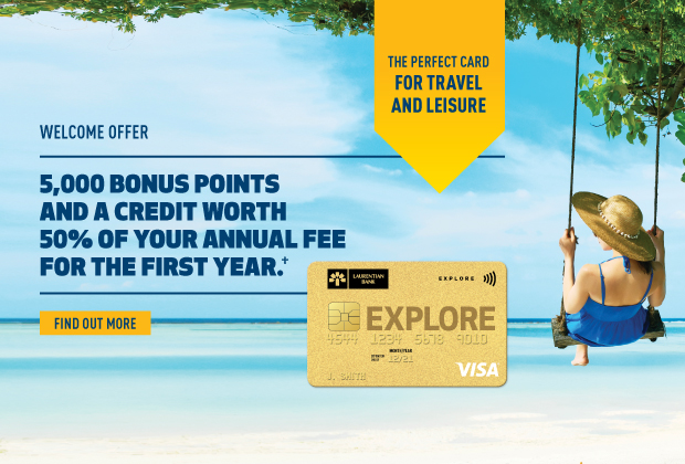 Visa explore offer
