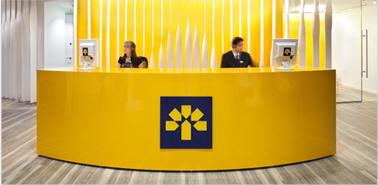 Station carrière de la Banque Laurentienne
